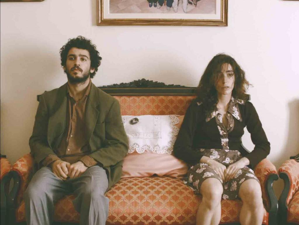 Lali Ayguadé y Julien Sicard - De camino al otro - Foto Edu Pérez